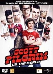 scott pilgrim vs. the world - DVD