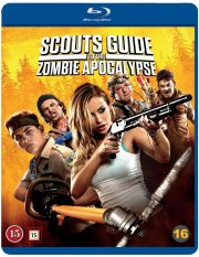 scouts guide to the zombie apocalypse - Blu-Ray