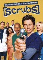 scrubs - sæson 4  - DVD