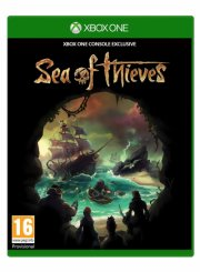 sea of thieves (nordic) - xbox one