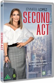 second act - 2018 - j lo - DVD