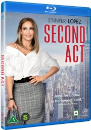 second act - 2018 - j lo - Blu-Ray