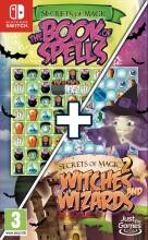 secrets of magic 1 & 2 - Nintendo Switch