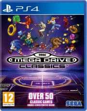 sega megadrive collection - PS4