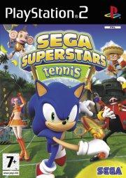 sega superstars tennis - PS2