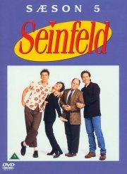 seinfeld - sæson 5 - DVD