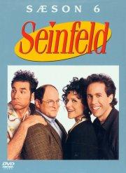 seinfeld - sæson 6 - DVD