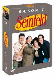 seinfeld - sæson 7 - box - DVD