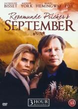 september - rosamunde pilcher - miniserie  - DVD