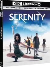 serenity- 2005 - 4k Ultra HD Blu-Ray