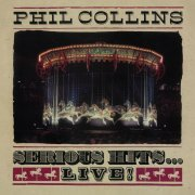 phil collins - serious hits - live - Vinyl / LP