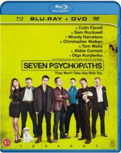 seven psychopaths - Blu-Ray