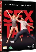 sex tape - DVD