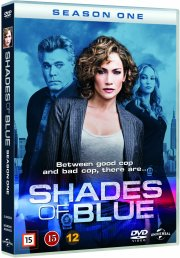 shades of blue - sæson 1 - DVD