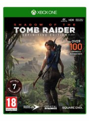 shadow of the tomb raider - definitive edition - xbox one