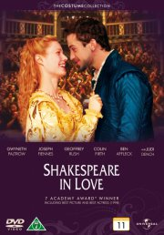 shakespeare in love - costume collection - DVD