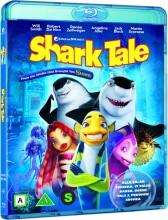 stor ståhaj / shark tale - Blu-Ray