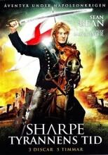 sharpe - tyrannens tid - DVD