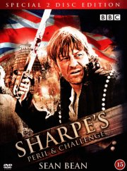 sharpes challenge and peril - special edition - DVD