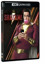 shazam! - 4k Ultra HD Blu-Ray