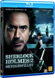 sherlock holmes 2 - a game of shadows / skyggespillet - Blu-Ray