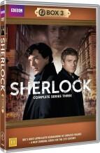 sherlock holmes - sæson 3 - bbc - DVD