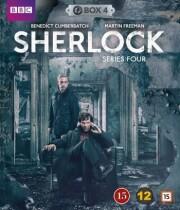 sherlock holmes - sæson 4 - bbc - Blu-Ray