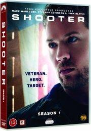 shooter - sæson 1 - DVD