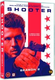 shooter - sæson 2 - DVD