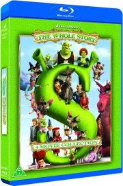 shrek 1-4 - box set - Blu-Ray