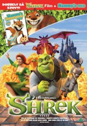 shrek // hammy's hyper-activity dvd - DVD