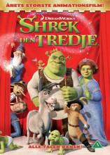 shrek 3 - den tredje / the third - DVD