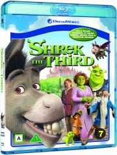 shrek 3 - shrek den tredje - Blu-Ray