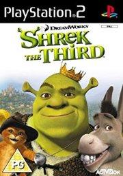 shrek the third - PS2