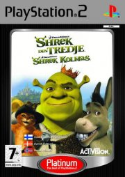 shrek the third - PS2