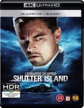 shutter island - 4k Ultra HD Blu-Ray