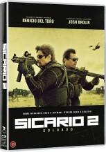 sicario 2 - day of the soldado - DVD