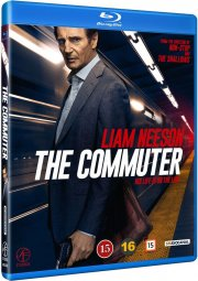 sidste stop / the commuter - Blu-Ray