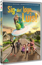 sig det' løgn, luis! / luis and the aliens - 2018 - DVD