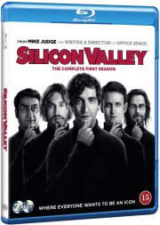 silicon valley - sæson 1 - hbo - Blu-Ray