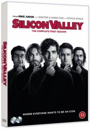 silicon valley - sæson 1 - hbo - DVD