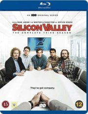 silicon valley - sæson 3 - hbo - Blu-Ray