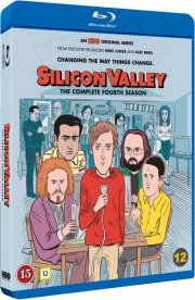 silicon valley - sæson 4 - hbo - Blu-Ray