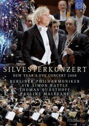 simon berliner philharmoniker silvesterkonzert 2008 - Blu-Ray