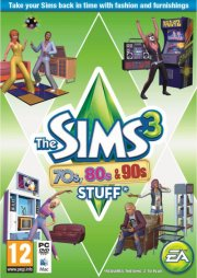 the sims 3 - 70s, 80s and 90s stuff (dk) - PC
