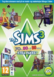 sims 3: 70s, 80s, & 90s stuff pack (no) - PC