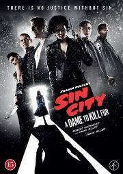 sin city 2 - a dame to kill for - DVD