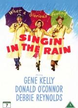 singing in the rain - DVD