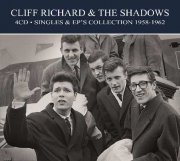 cliff richard & the shadows - singles & ep collection 1958-1962 - cd