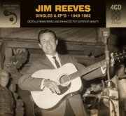 jim reeves - singles & ep's 1949-1962 - cd